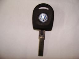 Ключ case led VW, seat,skoda HU66 №3